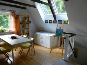 Ferienhaus Grevensberg Atelier