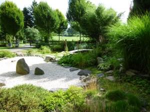 Ferienhaus Grevensberg Japangarten